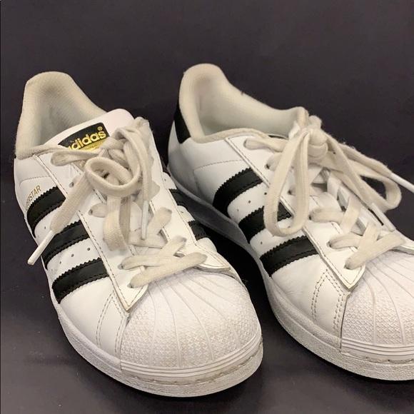 adidas Shoes | Superstar Youth 4 La Marque